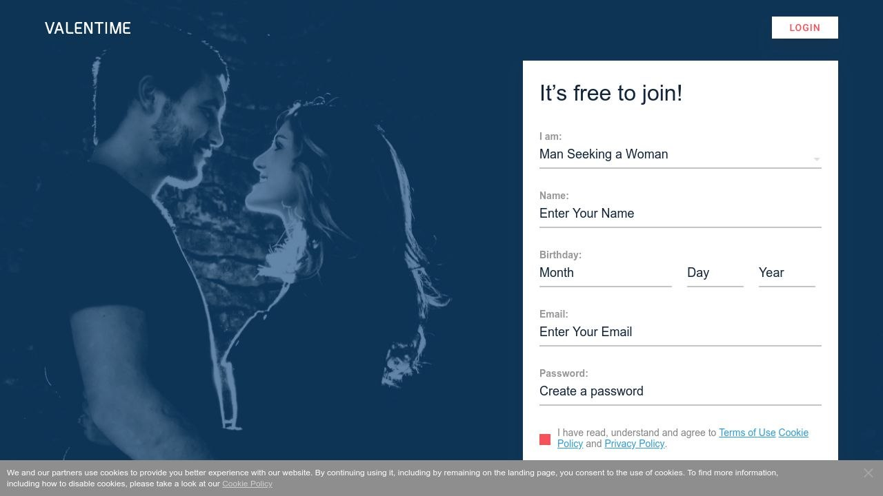 Valentime Dating Service Post Thumbnail